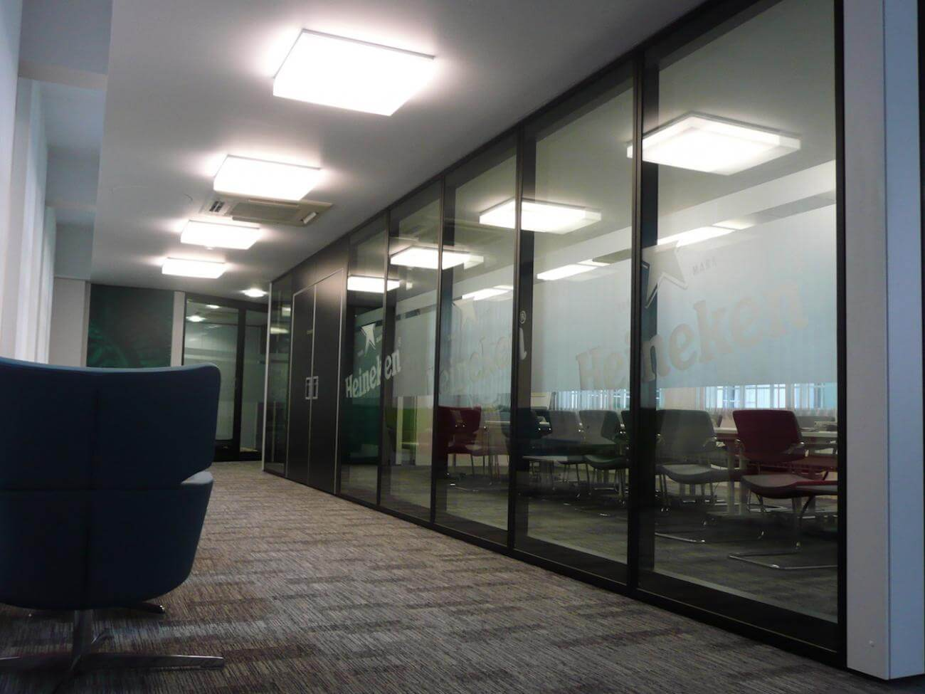 Acoustic Glass Heineken London 2012 4