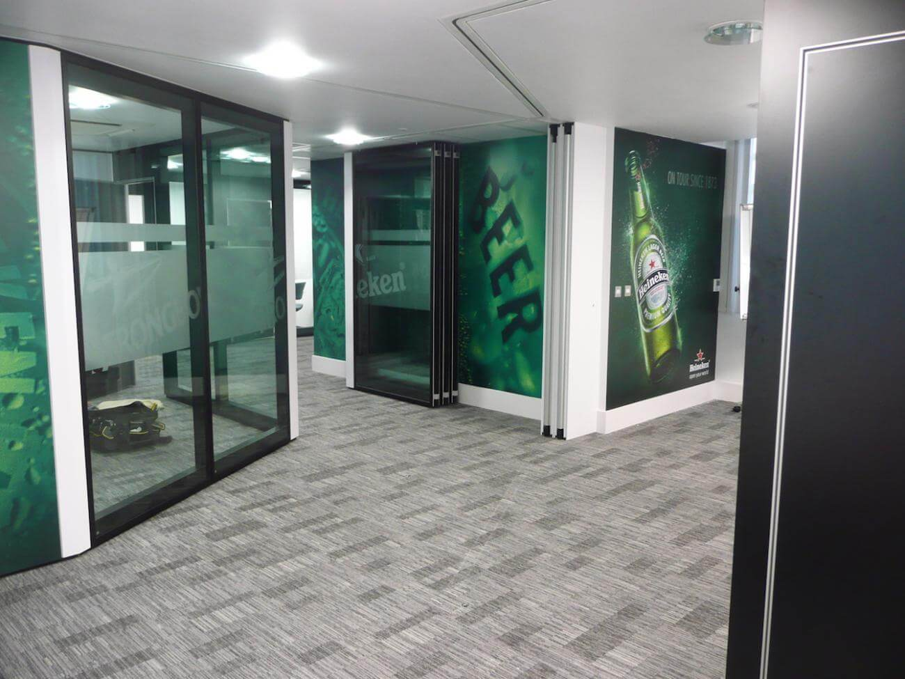 Acoustic Glass Heineken London 2012 6
